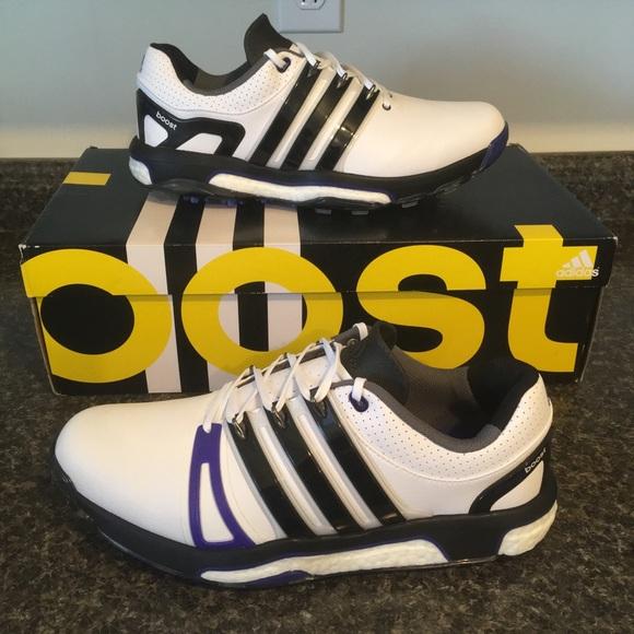 new product c5780 6a1b4 MENS ADIDAS ASYM RH Energy Boost Golf Shoes